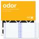 20x20x1 AIRx ODOR Air Filter - Carbon MERV 8