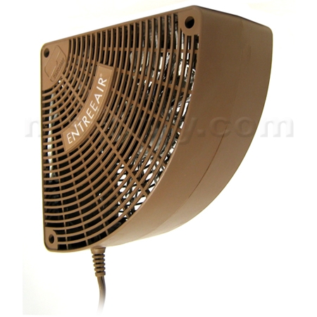 buy suncourt entreeair door frame fan rr100 b brown suncourt