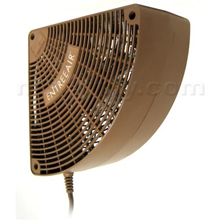 buy suncourt entreeair door frame fan rr100 b brown suncourt