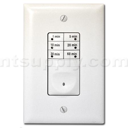 buy designer electronic fan timer white p s rt1 w. Black Bedroom Furniture Sets. Home Design Ideas