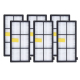 AIRx Replacement HEPA Filter for Roomba® Vacuum Cleaners, 6-Pack