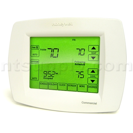 Honeywell thermostat manual