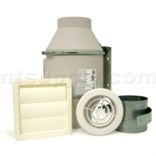 Buy Soler Amp Palau Kit Td100x Inline Ventilation Kit 4