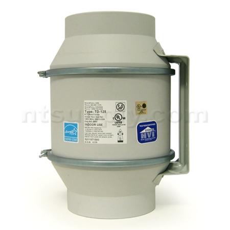 Buy Soler & Palau TD-125 Inline Mixed Flow Fan - 5