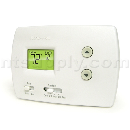honeywell programmable thermostat heat pump thermostat