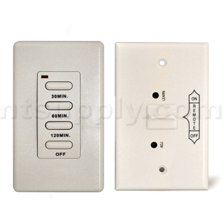 FiresideFriend Wireless Fireplace Timer - TM/R-2A