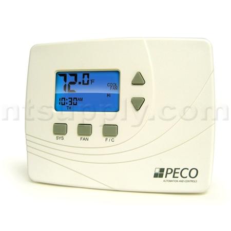 buy peco model tw206 001 wireless programmable thermostat peco tw206 001