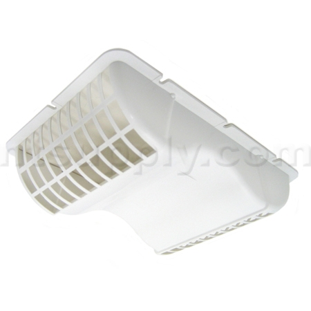 Buy fantech eve6 soffit vent for 3 5 inch duct fantech eve6 - Bathroom exhaust fan 3 inch duct ...