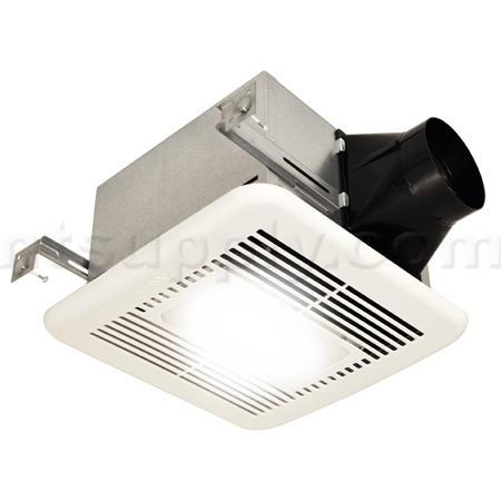 buy delta breez vfb080d4led super efficient bath fan with led lights 80 cfm delta products
