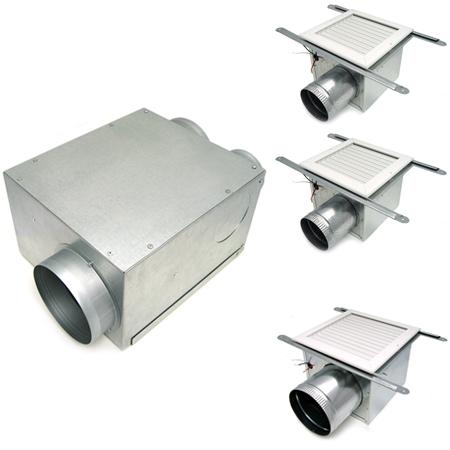 Buy Aldes Ventzone 3 Bathroom Standard Ventilation Package Vz 3 American Aldes Vz 3