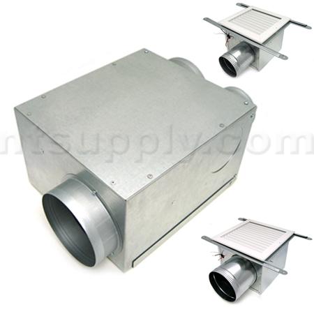 Buy Aldes Ventzone Iaq 2 Bathroom Performance Ventilation