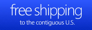 Free Shipping In The Continental US