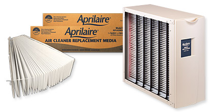 10 PACK APRILAIRE SPACEGUARD OEM 401 FILTER MEDIA FOR 2400