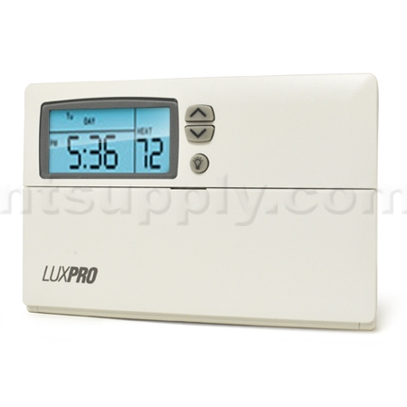 Luxpro Thermostat Manual psp511lca